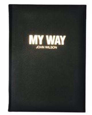 Picture of My Way - Limited Leather Edition