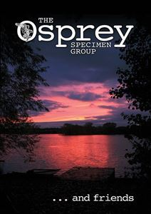 The Osprey Specimen Book cover