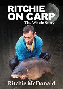 Ritchie On Carp - The Whole Story cover