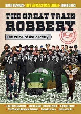 The Great Train Robbery - 50th Anniversary Special  cover