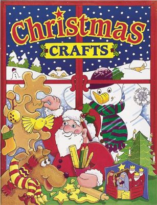 'Christmas Crafts' & 'Christmas Ideas' - Book Set cover