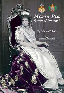 Maria PIA, Queen of Portugal cover