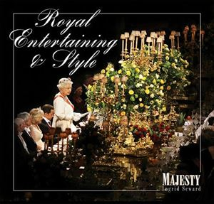 Royal Entertaining & Style cover