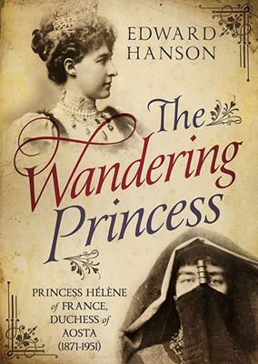 The Wandering Princess cover