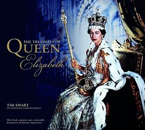 The Treasures of Queen Elizabeth cover