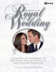 Invitation to the Royal Wedding cover