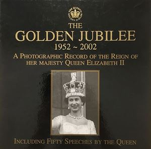 The Golden Jubilee 1952-2002 cover