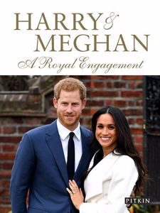Harry & Meghan: A Royal Engagement Pitkin Guide cover