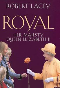 Royal: Her Majesty Queen Elizabeth II cover