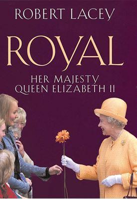Royal: Her Majesty Queen Elizabeth II cover