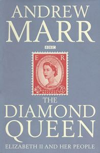 The Diamond Queen by Andrew Marr cover