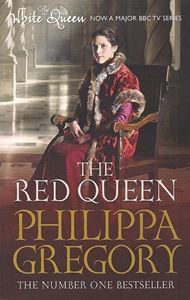 The White Queen - The Red Queen cover