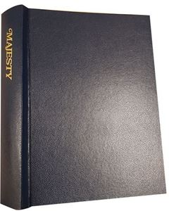 Picture of Majesty Magazine Binder