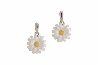 Picture of Daisy Drop Earrings 1.5cm diameter