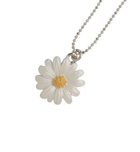 Picture of Daisy Small Pendant (1.5cm diameter) & Chain
