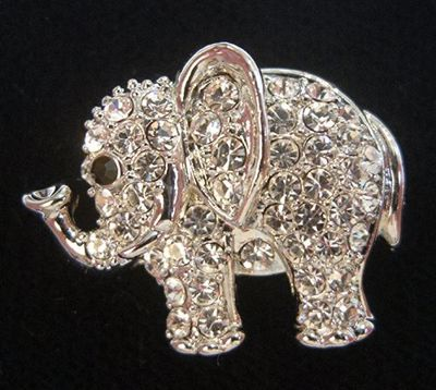 Picture of Elephant Brooch