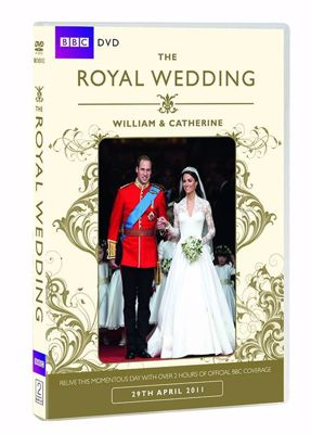 Picture of The Royal Wedding: William & Catherine DVD