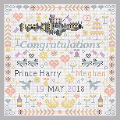 Picture of Harry & Meghan Wedding Sampler Kit