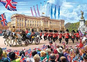 Picture of Buckingham Palace 1,000-Piece Jigsaw Puzzle