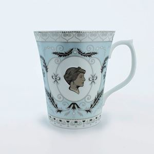 "Picture of Diana Fine Bone China Mug 10.5cm/4"" high"