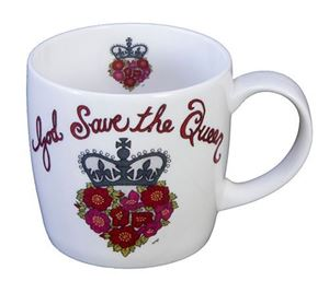 Picture of 'God Save The Queen' Mug