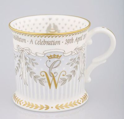 Picture of Official Royal Wedding Tankard