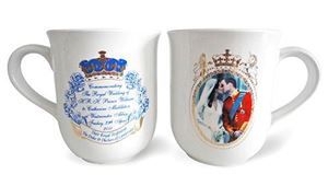 Picture of Royal Wedding Mug (kiss)