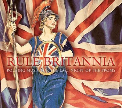 Picture of Rule Britannia 2-CD Set