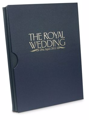 Picture of The Royal Wedding - Limited Leather Edition