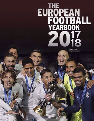 The European Football Yearbook 2017/2018 cover