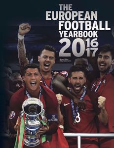 The European Football Yearbook 2016/2017 cover