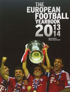 The European Football Yearbook 2013/2014 cover