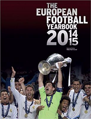 The European Football Yearbook 2014/2015 cover