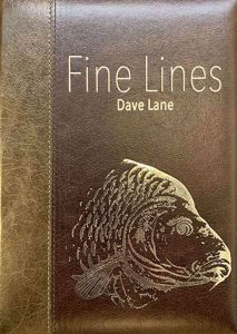 Fine Lines Leather Bound cover