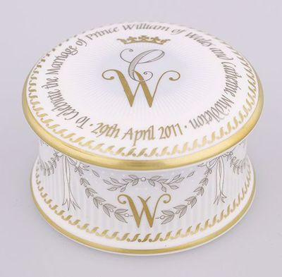 Picture of Official Royal Wedding Pill Box
