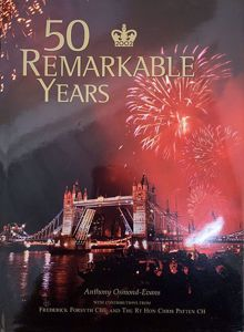 50 Remarkable Years cover