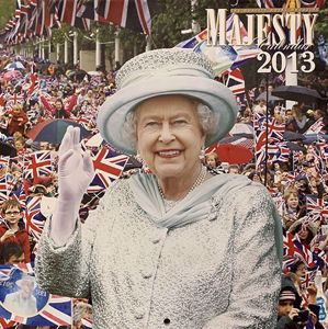 Picture of Majesty 2013 Calendar
