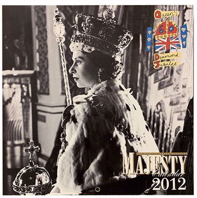 Picture of Majesty 2012 Calendar