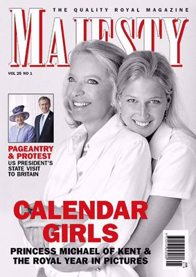 January 2004 back issue cover