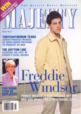 March 2000 back issue cover