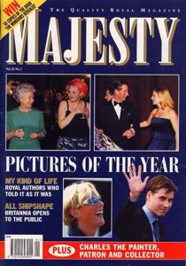January 1999 back issue cover