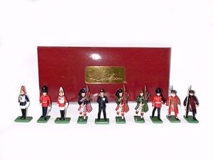 Picture of Ceremonial Collection - All The Queen's Men