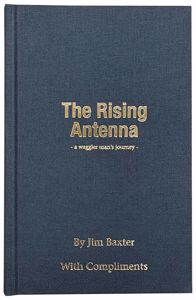 The Rising Antenna Cloth Edition cover