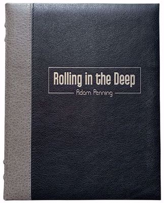 Rolling in the Deep Leather Bound cover