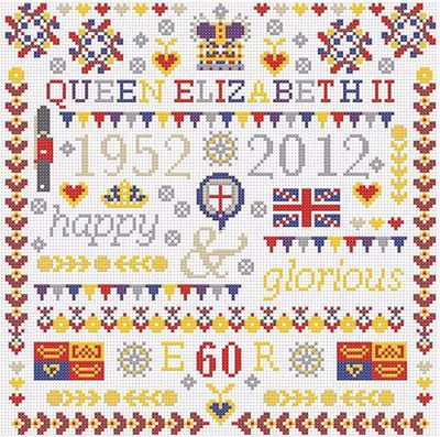 QUEEN ELIZABETH II DIAMOND JUBILEE SAMPLER