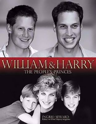 William & Harry The People's Princes