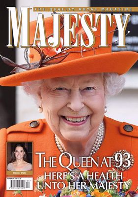 Majesty Magazine April 2019 issue