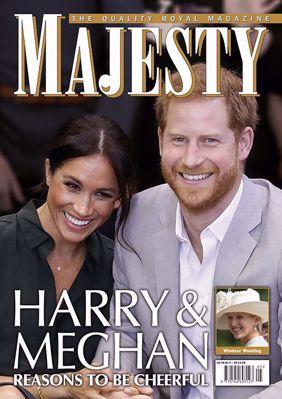 Majesty Magazine May 2019 issue