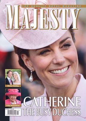 Majesty Magazine July 2019 issue