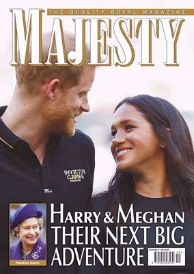 Majesty Magazine September 2019 issue